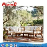 Luxury Outdoor Sofa Sets and Simple Design Outdoor Leisure Sofa Set with 3 Seater