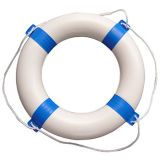 High Performance Mini Fishing Life Buoy Ring
