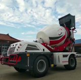 Forload 2020 New Factory Cheap Mobile 3.5m3 Mini Self Loading Concrete Mixer