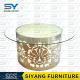 Dining Room Furniture Round Dining Table Glass Tables for Weddings