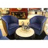 New Model Velvet Sofa Set Luxury Pictures Sofa Set Designs for Hotel/ Home (SKL 03)