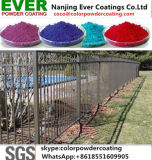 Ral Colour for Anticorrosive Powder Coating Painting for Iron Fences