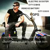 2018 New Design Remove Battery Electric Scooter Motor Bicycle with Ce