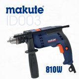 Makute Electric Hand Tools of Hand Impact Drill with 810W