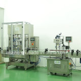 Fully Automatic Machine for Liquid Soap Filling and Capping