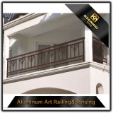 Stainless Steel Decorative Railing Post as Balustrade