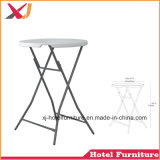 Folding Coffee Cocktail Table for Banquet/Hotel/Restaurant/Wedding/Outdoor