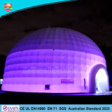 LED Light Inflatable Round Tent / Fun Inflatable Party Tent Price