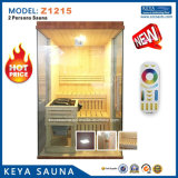 Cheap Price New Sauna Room Nordic Pine Sauna for Family
