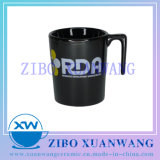 Inside Glossy Outside Matt Ceramic Mug with Printing with Competitive Price