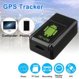 Popular! GF08 Mini GPS Realtime Car Tracker Locator GSM/GPRS Listening Anti-Lost Tracking Device