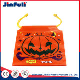 Halloween Theme Package PVC Pull Rope Cartoon Bag
