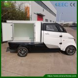 Europe EEC L7e Electric Logistics Vehicle Delivery Car for Cargo Delivery Hot Sale in France