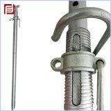 Best Price Adjustable Steel Prop 3.5m Shoring Prop Painted / Galvanized Scaffold Prop Shoring Jack Post