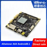 Allwinner A64 Android Mother Board Android 8.1