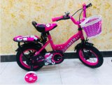 New Model Baby Cycle Girls Princess Bike Children Bicycle with Front Basket Tcn-1