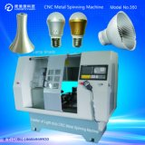 Automatic CNC Metal Spinning Machine for Metal Loudspeaker (350A-29)
