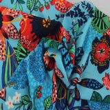 Fashion Pattern Printing and Cheap Nylon Swimwear Fabric From Textile Factory Directly