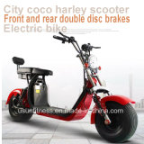 Mountain Electric Bike with Fat Tire City Coco Scooter for Adult
