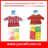 Christmas Decoration (ZY14Y51-5-6) Christmas Wine Gift Wrapper