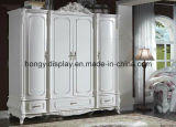Factory Wholesale Price China Custom Modern-Style Floor Stand Fancy Modular Bedroom Wardrobe