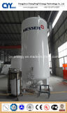 Industrial Low Pressure Cryogenic Lox Lin Lar Storage Tank