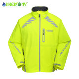 Bicycle Jacket with Seams Taping for 100% Waterproofness