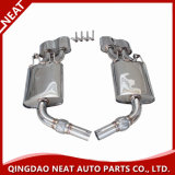 Car Accessory High Quality Catback Exhaust System for W216