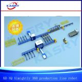 Fully Automatic Profile Robot CNC Plasma and Flame Cutting and Beveling Machine