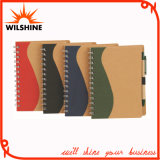 Customized Spiral Notebook with Paper Pen for Stationery Set (SNB141)