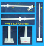 Premium Quality Car Flags with 50mm Big Pole