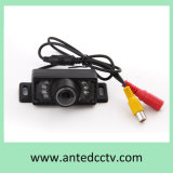 Small Waterproof Car Backup Cam Reverse Rear View Night Vision Camera for Parking