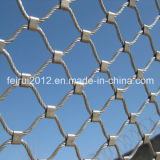 Galvanized Steel Wire Rope for Stopping Gravel Splashing
