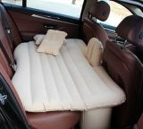 2017 New Wholesale Car Back Seat Cover Air Bed Travel Inflatable Adult Type