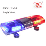 B/R Mini LED Lightbar Police Light (TBG-112L-B/R)