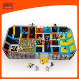 High Quality Wholesale Residential Area Trampoline Park Commercial