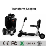 2017 Imoving X1 New Model 48V 250W Electric Scooter, Chinese Factory 3 Wheels Electric Bike, Folding Electric Motorcycle,