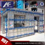 300 Cycle Times Monolithic Casting Aluminium Panel Concrete Formwork Concrete Forms