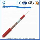 Best Price 75 Ohm RG6 Coaxial Cable with ETL RoHS Ce (RG6)