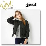 Ladies Sport Wear Waterproof Autumn Winter Jacket with Fleece