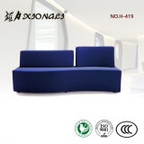 H419 Modern Office Leaisure Combined Sofa Set 1+1+3