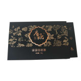 High Quality Customize Paper Gift Box with Logo Hot Stamp
