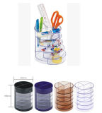 Multi Functional Creative Pen Holder (Desktop Stationery Organizer)