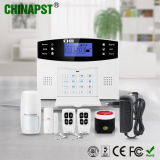 2017 Hottest 433MHz Wireless/Wired GSM Home Alarm System (PST-GA997CQN)