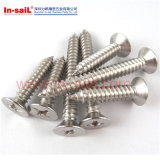 ISO15483 Cross Recessed Raised Countersunk Head Drilling Screws