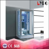 K-7048 Shower SPA Enclosure, Steam Shower Cabin & Whirlpool, Steam Room with Tub