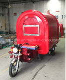 Mobile Electric Scooter Food Trailer Food Cart
