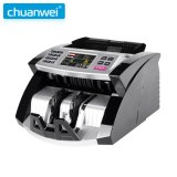 China Currency Note Bill Cash Banknote Counting Machine Bill Counter
