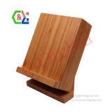 Universal Wood Kitchen Knife Holder Wooden Knife Display Stand