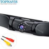 Car 8 PCS LED Backup License Plate Camera